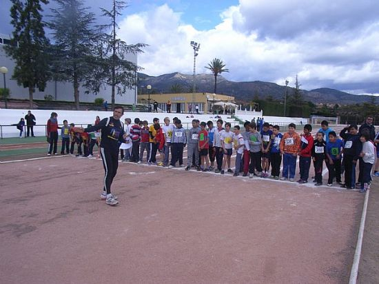 23 febrero - Fase Local Atletismo (Deporte Escolar) - 30