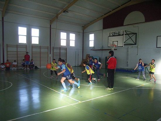 16 de abril - Final fase local baloncesto alevín deporte escolar - 6