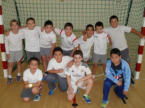 FASE LOCAL MULTIDEPORTE BENJAMÍN DEPORTE ESCOLAR (2015-2016) - 6